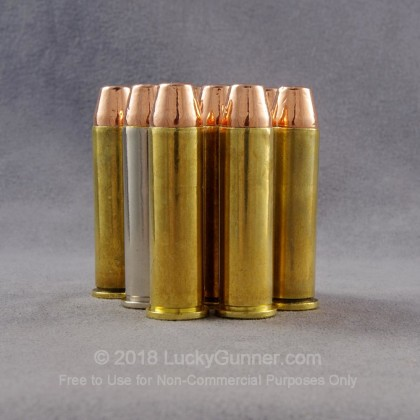 Image 4 of Military Ballistics Industries .357 Magnum Ammo