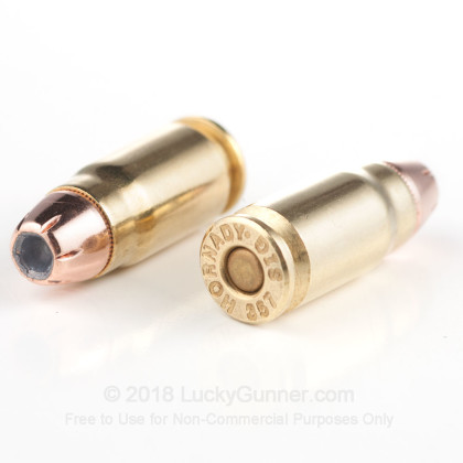 Image 9 of Hornady .357 Sig Ammo