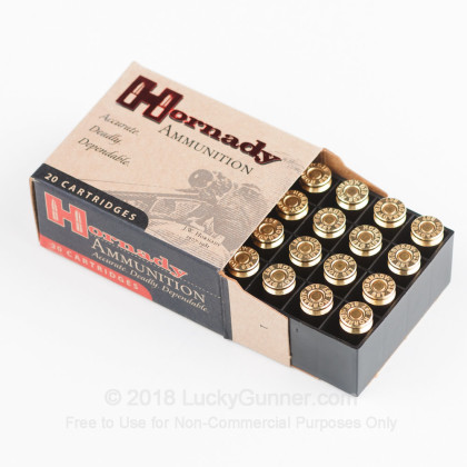 Image 4 of Hornady .357 Sig Ammo