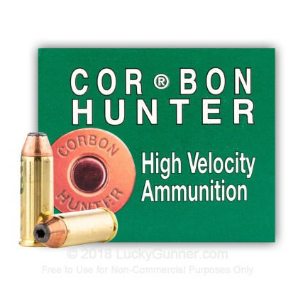 Image 2 of Corbon .45 Long Colt Ammo