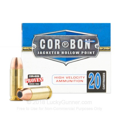 Image 2 of Corbon .38 Super Ammo