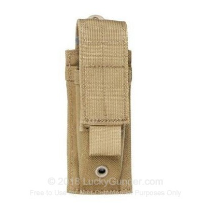 Large image of Pistol Mag Pouch - Coyote/Tan - Blackhawk