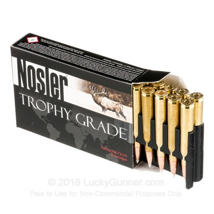 Image 3 of Nosler Ammunition .30-06 Ammo