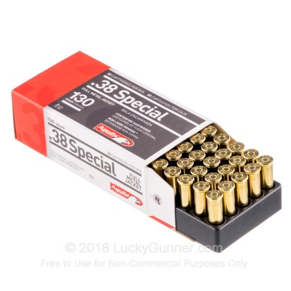 Image 3 of Aguila .38 Special Ammo