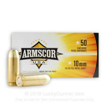 Image 2 of Armscor 10mm Auto Ammo
