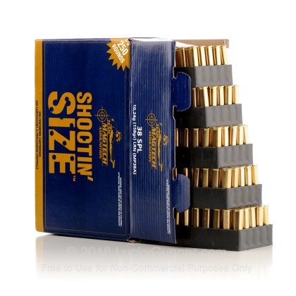 Image 10 of Magtech .38 Special Ammo