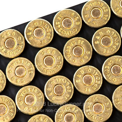 Image 7 of Sellier & Bellot .38 Special Ammo