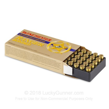 Image 3 of Winchester .40 S&W (Smith & Wesson) Ammo