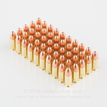 Image 4 of ProGrade Ammunition 9mm Luger (9x19) Ammo