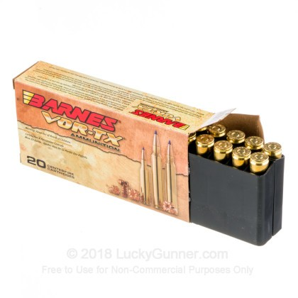Image 3 of Barnes 300 Winchester Short Magnum Ammo