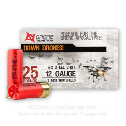 Image 1 of Drone Munition 12 Gauge Ammo