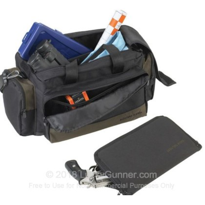 Large image of Shooter's Ridge Heavy Duty Pistol Range Bag For Sale