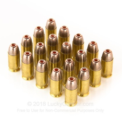 Image 3 of Team Never Quit .380 Auto (ACP) Ammo