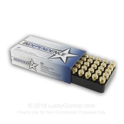 Image 3 of Independence .40 S&W (Smith & Wesson) Ammo