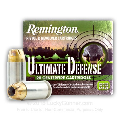 Image 3 of Remington .40 S&W (Smith & Wesson) Ammo