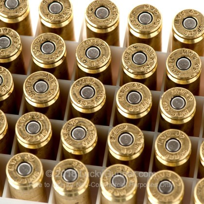 Image 8 of Speer .40 S&W (Smith & Wesson) Ammo