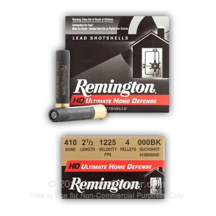 Image 17 of Remington 410 Gauge Ammo