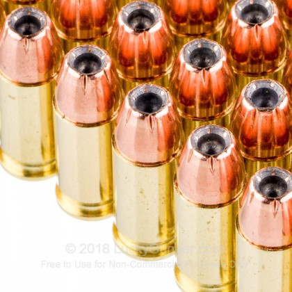 Large image of 32 ACP Ammo - 60 gr JHP - Fiocchi - 50 Rounds