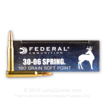 Image 1 of Federal .30-06 Ammo