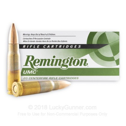 Image 2 of Remington 7.62X39 Ammo