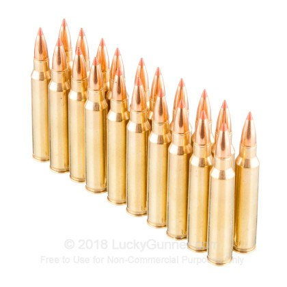 Image 4 of Nosler Ammunition .223 Remington Ammo