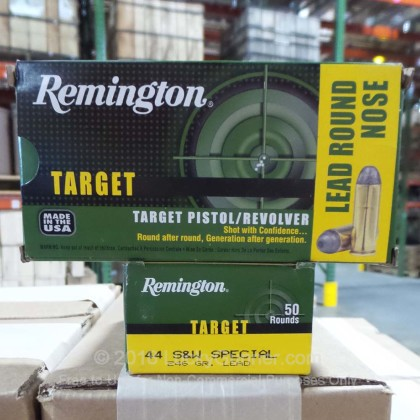 Image 8 of Remington .44 Special Ammo