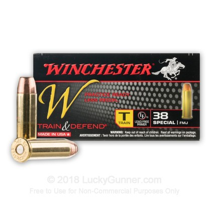 Image 2 of Winchester .38 Special Ammo