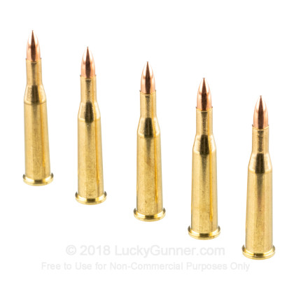 Image 5 of Sellier & Bellot 5.6x52 Rimmed Ammo