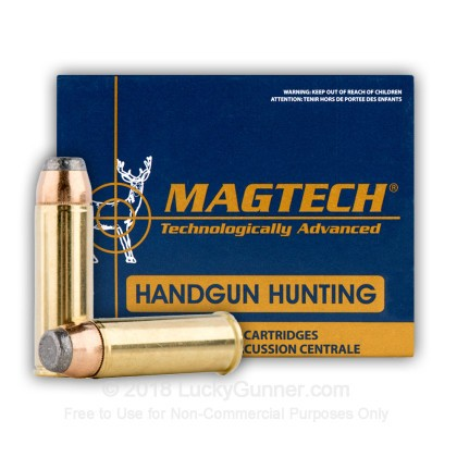 Image 2 of Magtech 454 Casull Ammo
