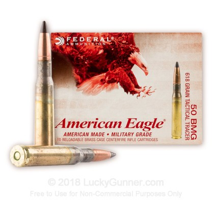 Image 2 of Federal .50 BMG Ammo