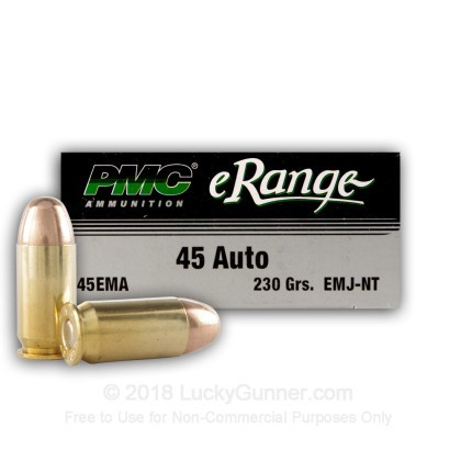 Image 1 of PMC .45 ACP (Auto) Ammo