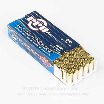 Image 3 of Prvi Partizan 9mm Makarov (9x18mm) Ammo