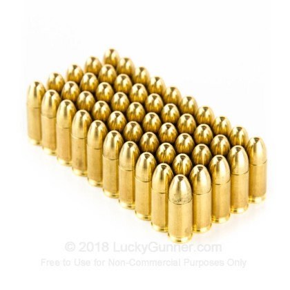 Image 4 of Hotshot Ammunition 9mm Luger (9x19) Ammo