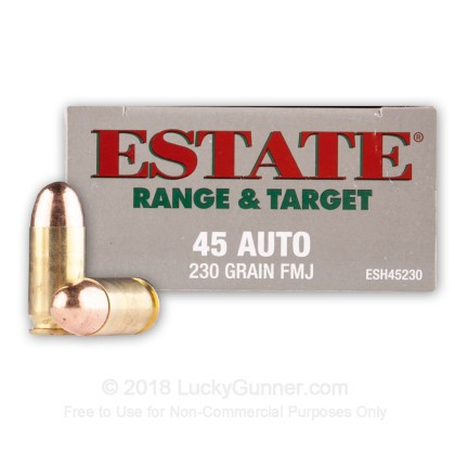 Image 1 of Estate Cartridge .45 ACP (Auto) Ammo