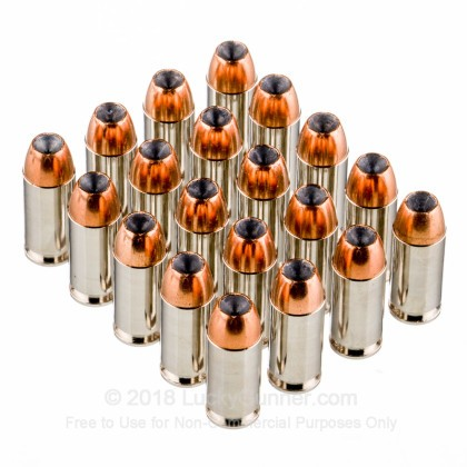 Image 4 of SIG SAUER .40 S&W (Smith & Wesson) Ammo