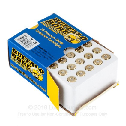 Image 3 of Buffalo Bore 454 Casull Ammo