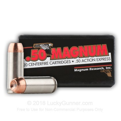 Image 11 of Magnum Research .50 Action Express Ammo