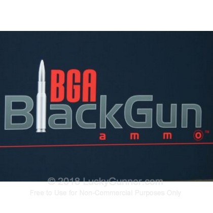 Image 1 of BlackGun Ammo (BGA) 5.56x45mm Ammo