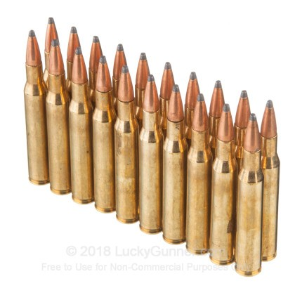 Large image of 270 Win Ammo In Stock  - 130 gr Fiocchi PSP Ammunition For Sale Online