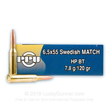 Image 2 of Prvi Partizan 6.5x55 Swedish Ammo