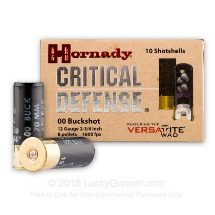 Image 2 of Hornady 12 Gauge Ammo