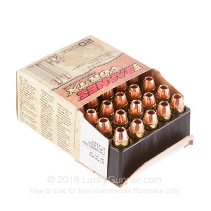 Image 3 of Barnes 10mm Auto Ammo