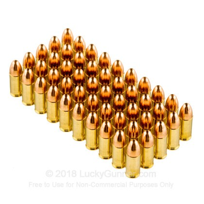 Image 4 of Winchester 9mm Luger (9x19) Ammo