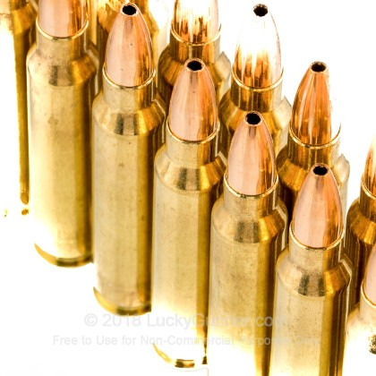 Image 5 of Nosler Ammunition .223 Remington Ammo