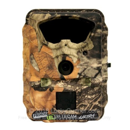 Large image of Primos Truth EL Blackout Game Camera - 63038 - Camo