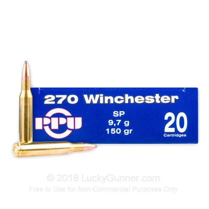 Image 2 of Prvi Partizan .270 Winchester Ammo