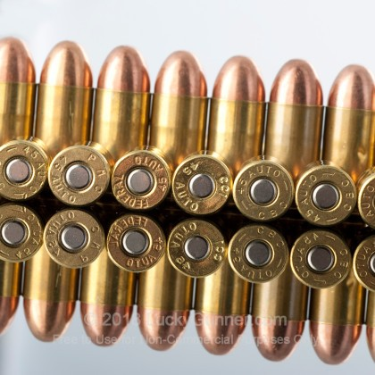 Image 8 of Military Ballistics Industries .45 ACP (Auto) Ammo
