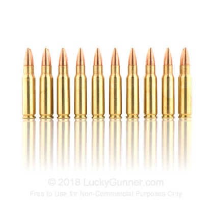 Image 8 of Remington 6.8 Remington SPC Ammo