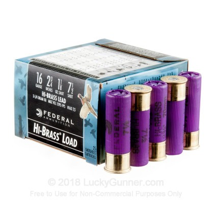 Image 3 of Federal 16 Gauge Ammo