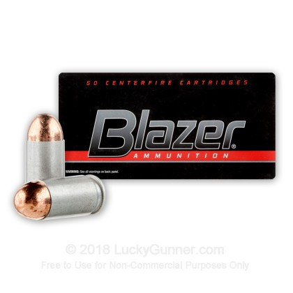 Large image of Cheap 9mm Makarov Ammo For Sale - 95 gr FMJ - CCI 9mm Mak Ammunition In Stock - 50 Rounds